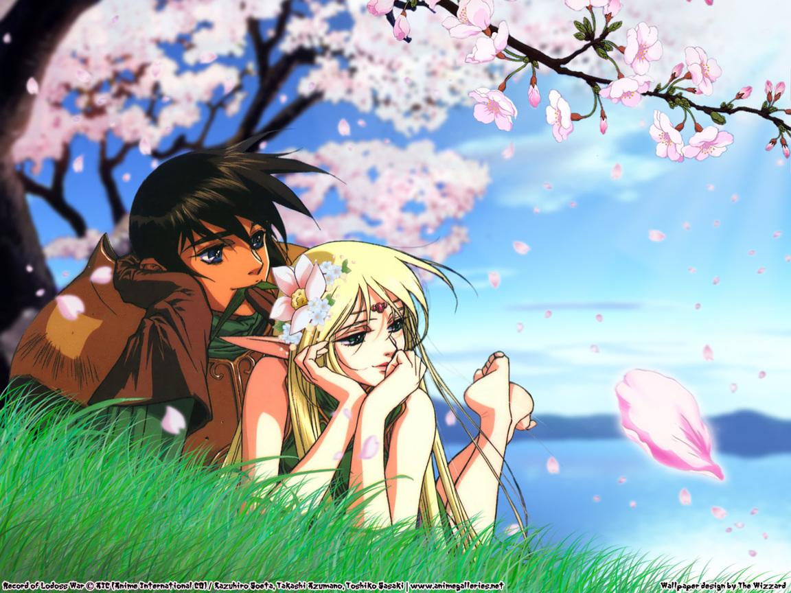 Record of Lodoss War Anime Wallpaper # 20