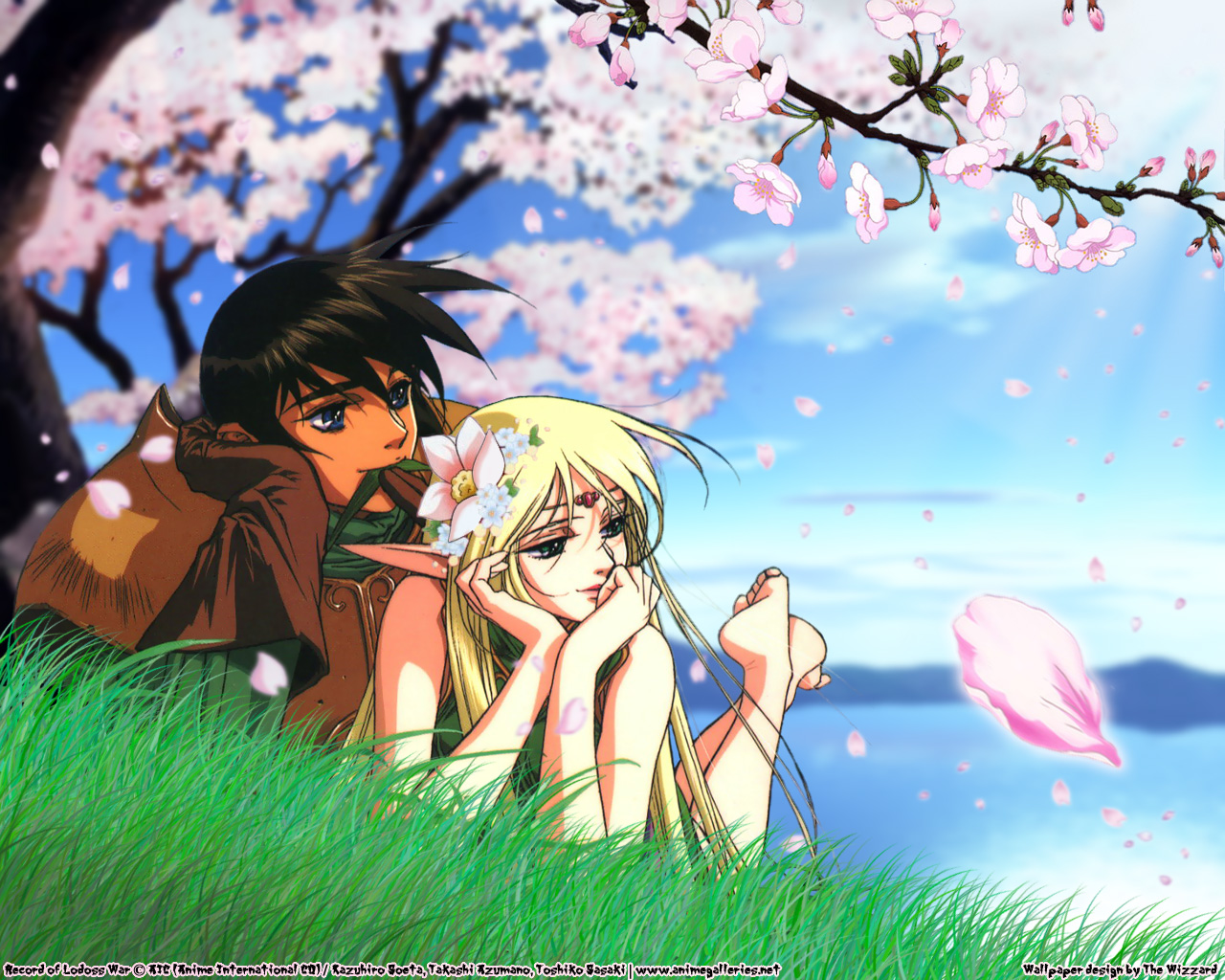 Record of Lodoss War Anime Wallpaper # 21