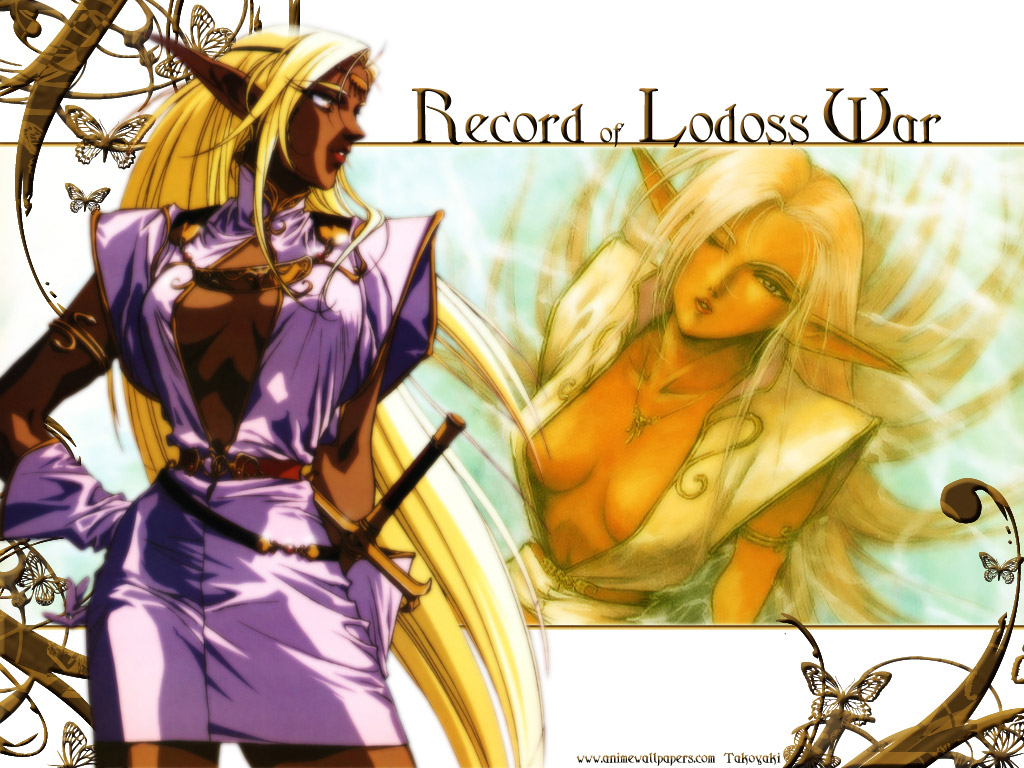 Record of Lodoss War Anime Wallpaper # 5