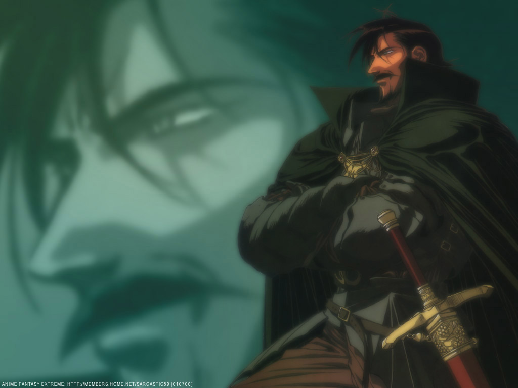 Record of Lodoss War Anime Wallpaper # 7