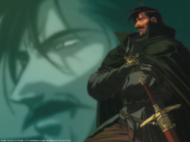 Record of Lodoss War Anime Wallpaper #7