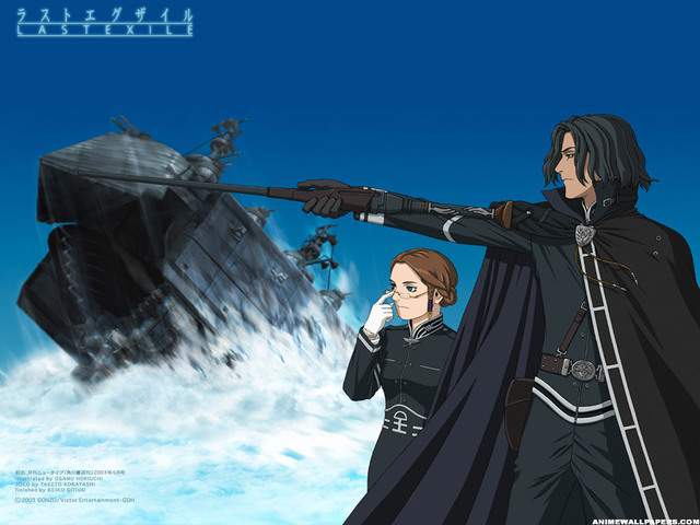 Last Exile Anime Wallpaper #2