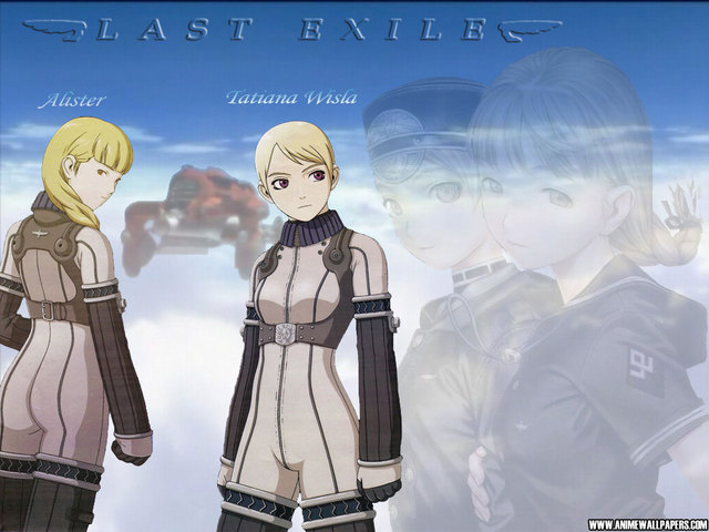Last Exile Anime Wallpaper #7