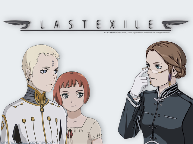 Last Exile Anime Wallpaper #9