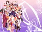 Love Hina Anime Wallpaper # 11