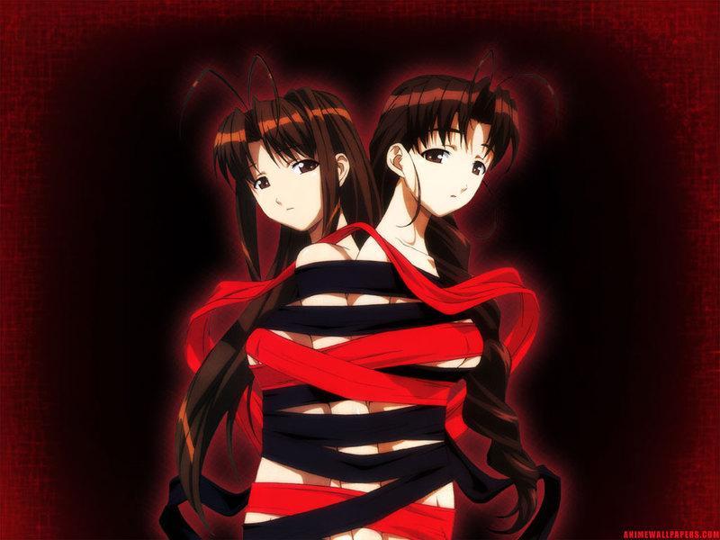 Love Hina Anime Wallpaper # 17
