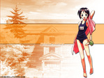 Love Hina Anime Wallpaper # 30