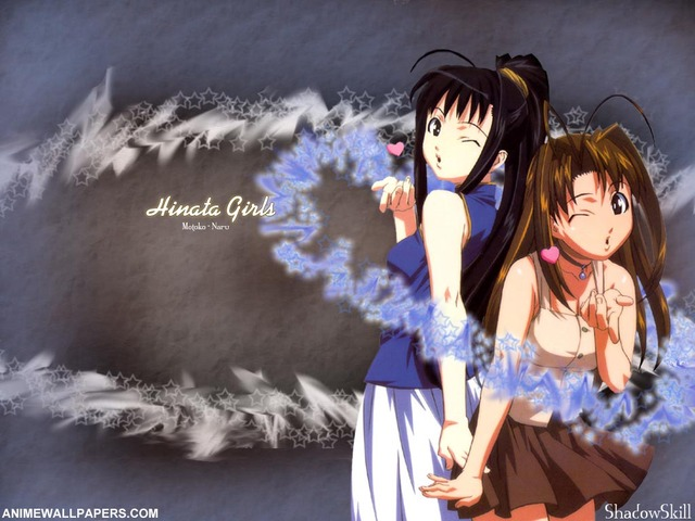 Love Hina Anime Wallpaper #53