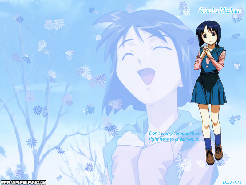 Love Hina Anime Wallpaper # 56
