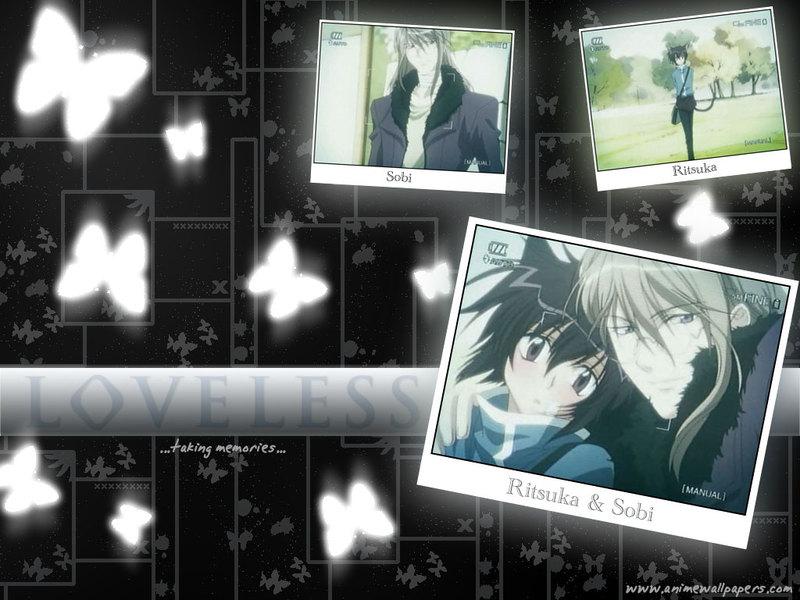Loveless Anime Wallpaper # 3