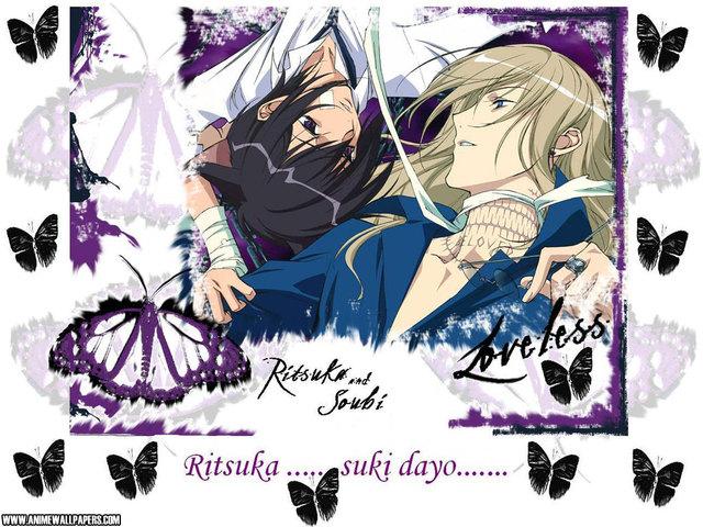 Loveless Anime Wallpaper #6