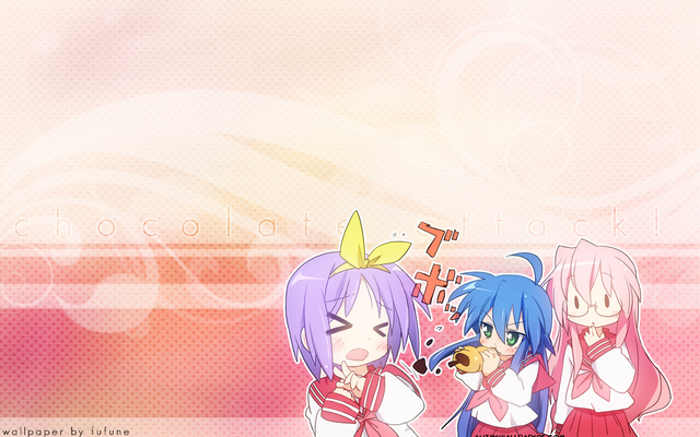 Lucky Star Anime Wallpaper #6