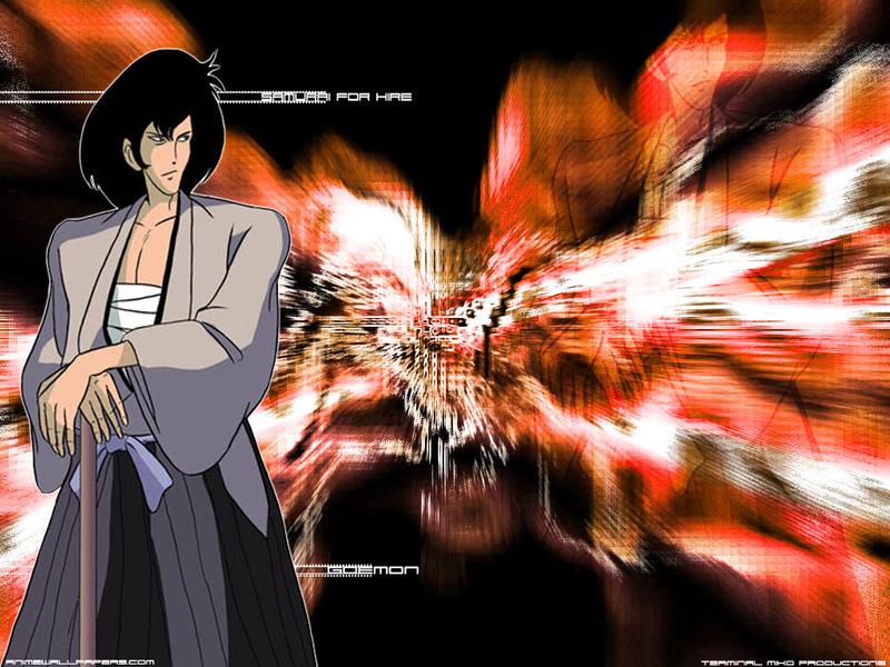 Lupin III Anime Wallpaper # 1