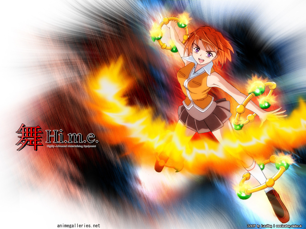 Mai-HiME Anime Wallpaper # 1