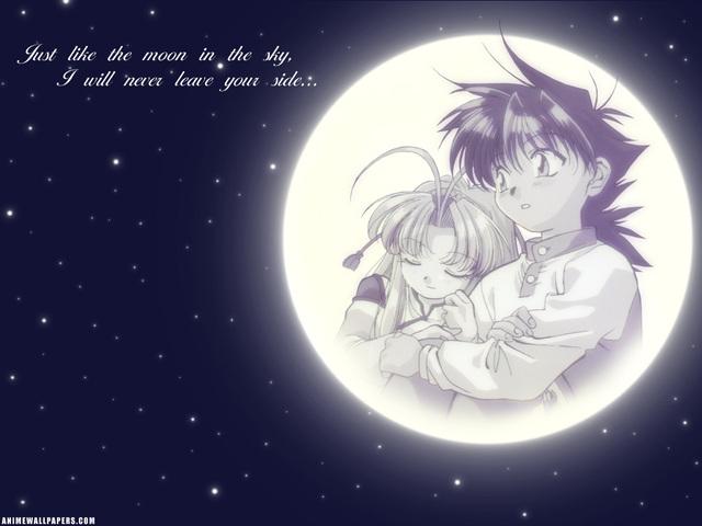 Mamotte Shugogetten Anime Wallpaper #3