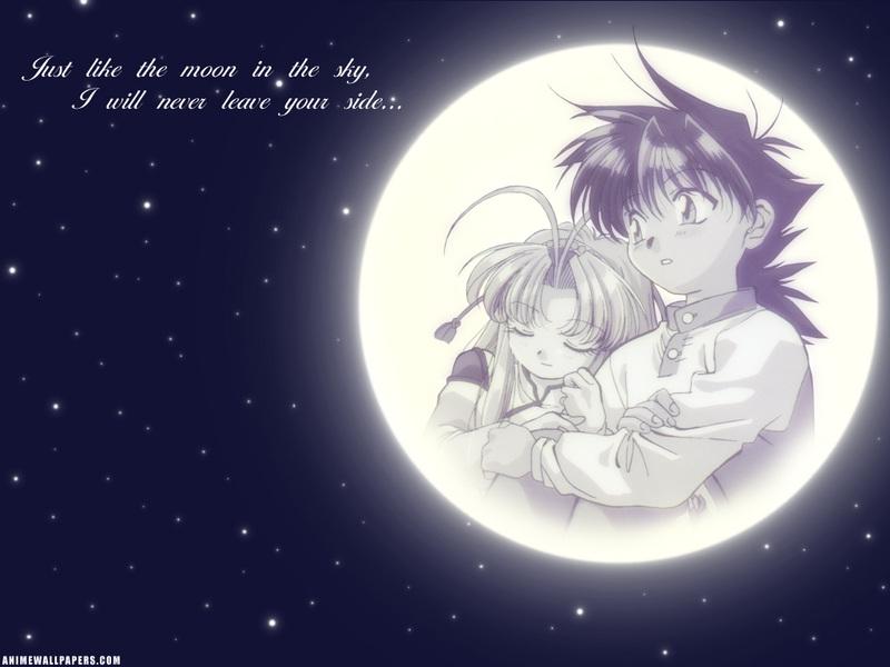 Mamotte Shugogetten Anime Wallpaper # 3