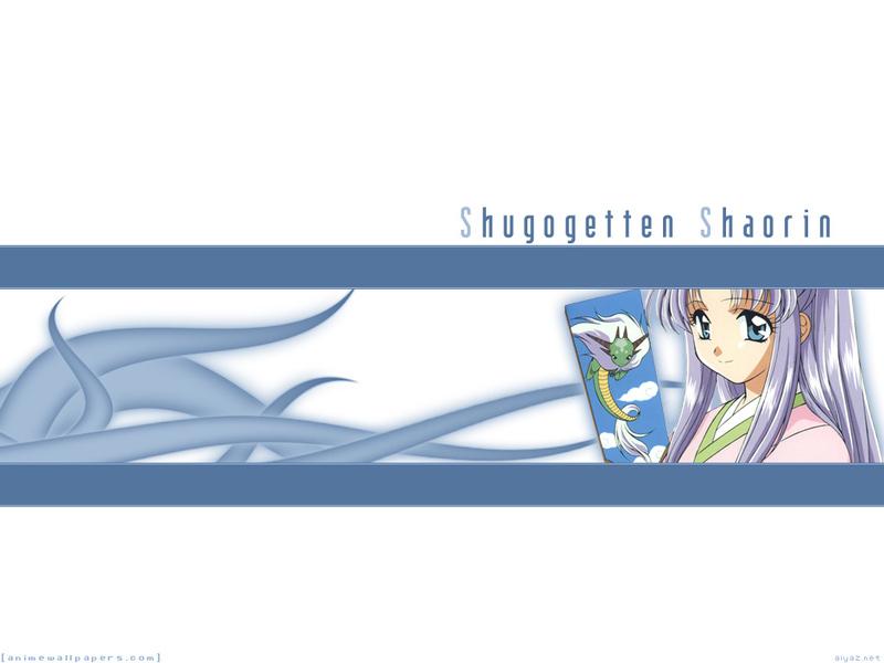 Mamotte Shugogetten Anime Wallpaper # 5