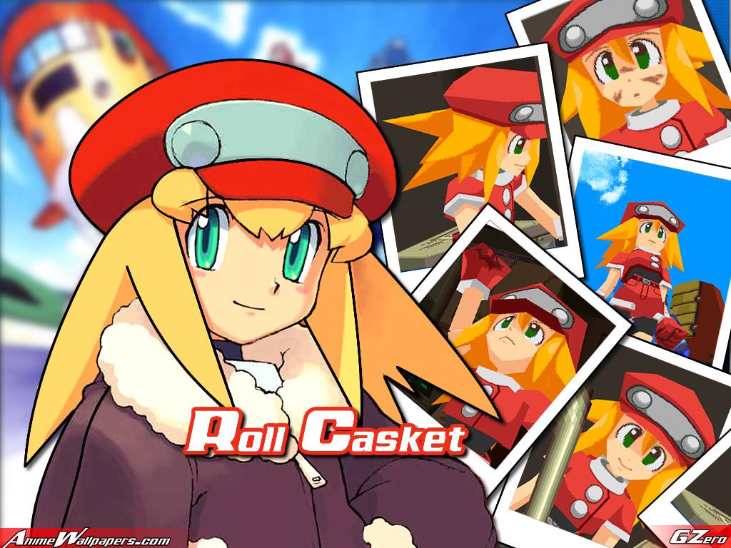 Megaman Anime Wallpaper # 11
