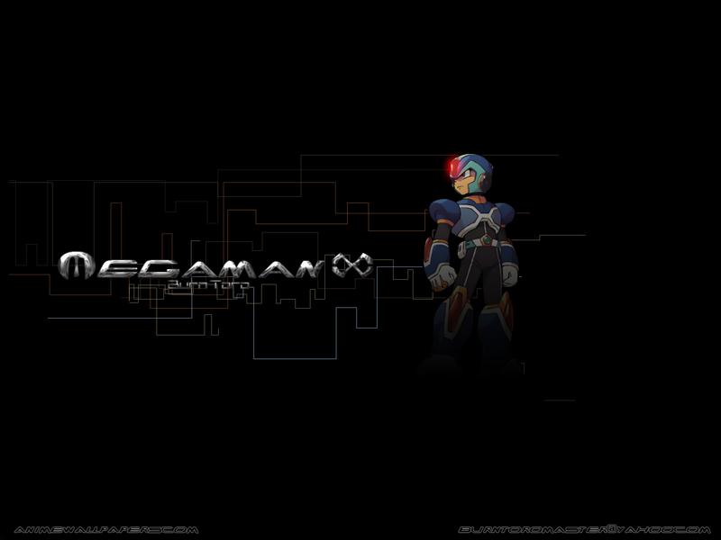 Megaman Anime Wallpaper # 15