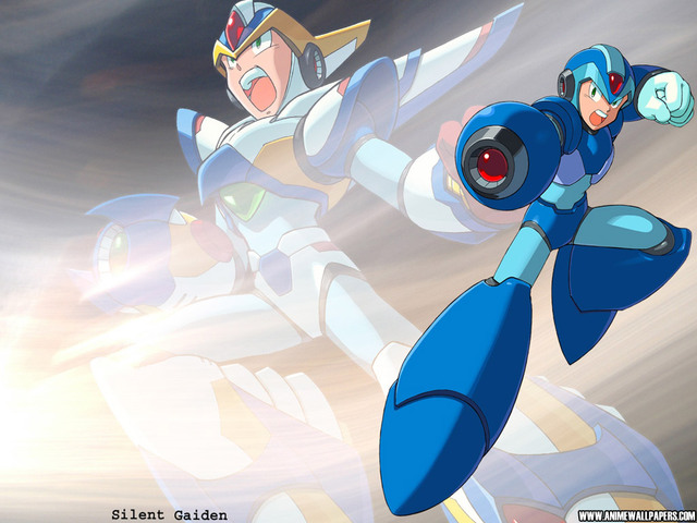 Megaman Anime Wallpaper #8