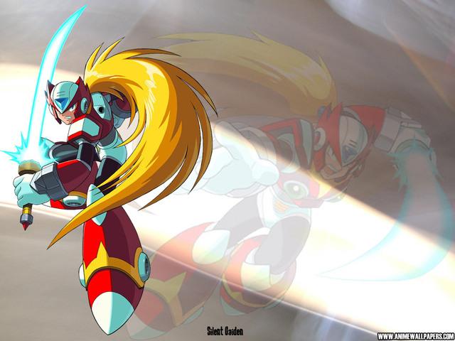 Megaman Anime Wallpaper #9