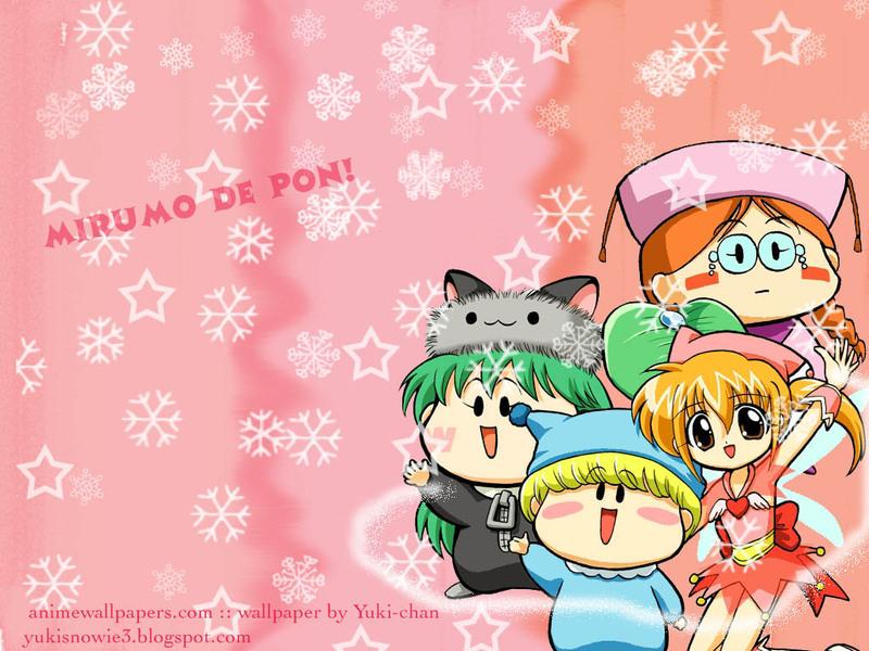 Mirmo Zibang! Anime Wallpaper # 2