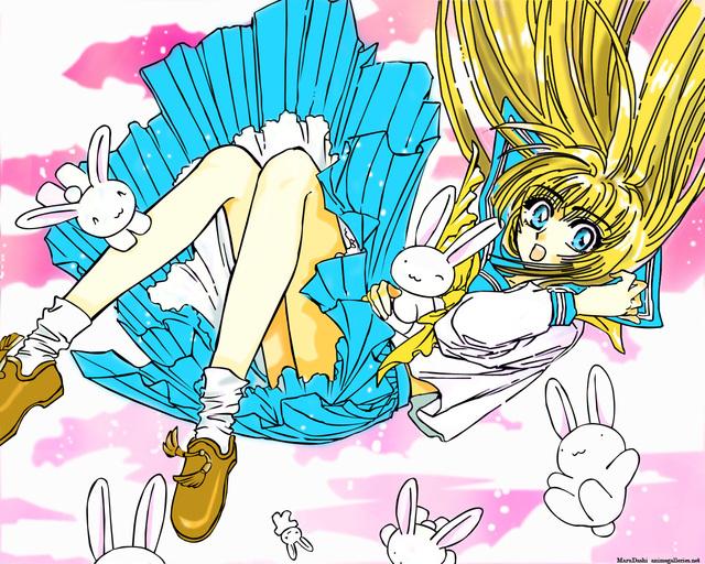Miyuki-chan In Wonderland Anime Wallpaper #1
