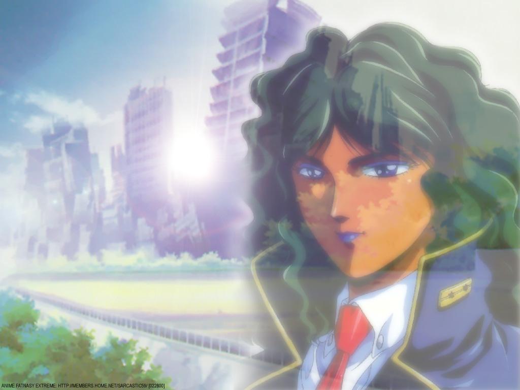Silent Mobius Anime Wallpaper # 6