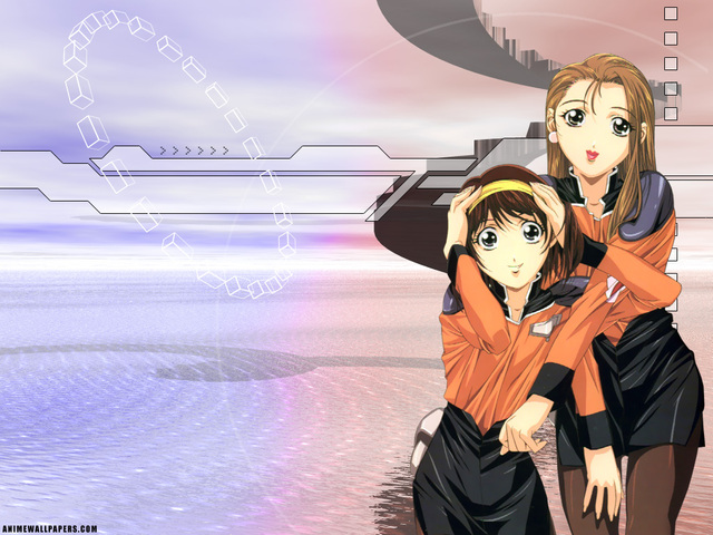 Nadesico Anime Wallpaper #4