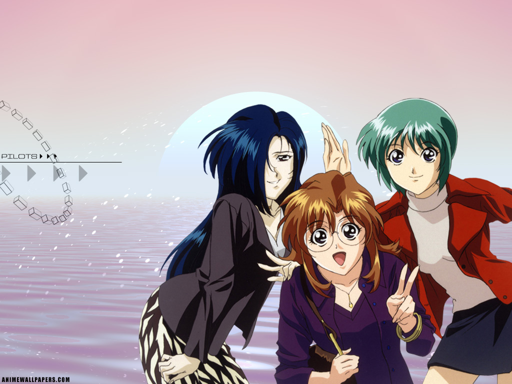 Nadesico Anime Wallpaper # 7