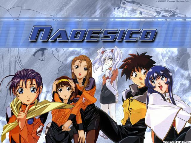 Nadesico Anime Wallpaper #8