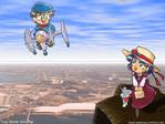 Nadia: Secret of Blue Water Anime Wallpaper # 1