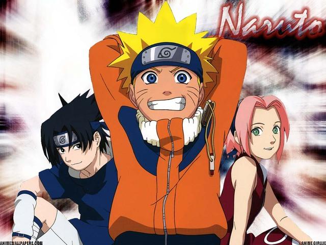 Naruto Anime Wallpaper #107