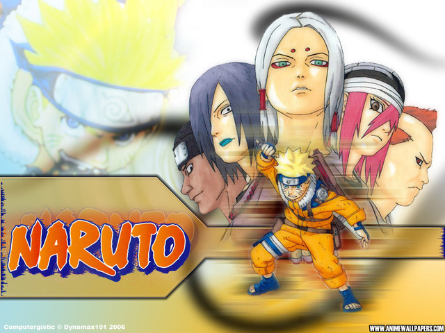 Naruto Anime Wallpaper #111