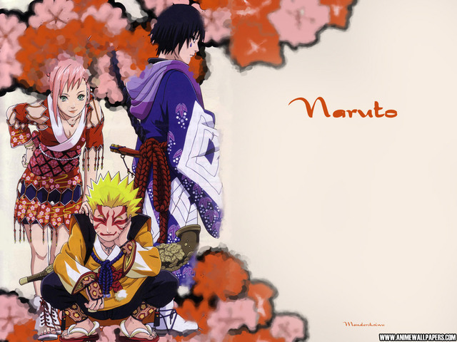 Naruto Anime Wallpaper #169