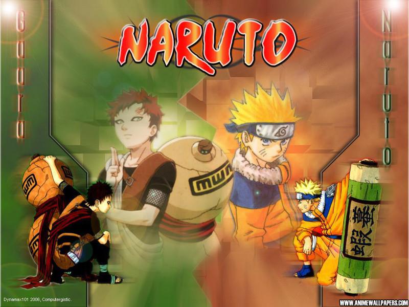 Naruto Anime Wallpaper # 17
