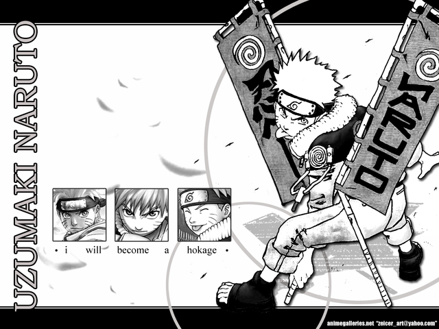 Naruto Anime Wallpaper #203