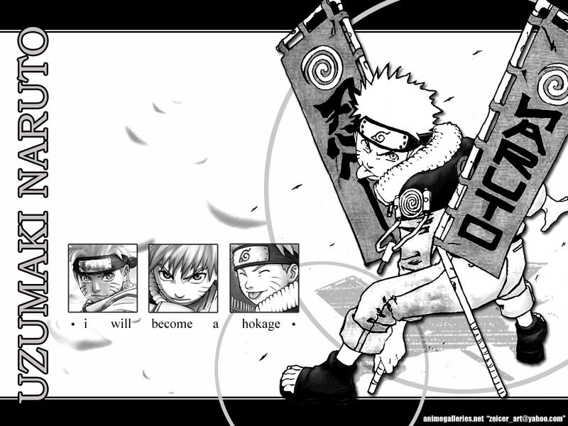 Naruto Anime Wallpaper # 203