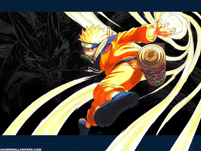 Naruto Anime Wallpaper #24