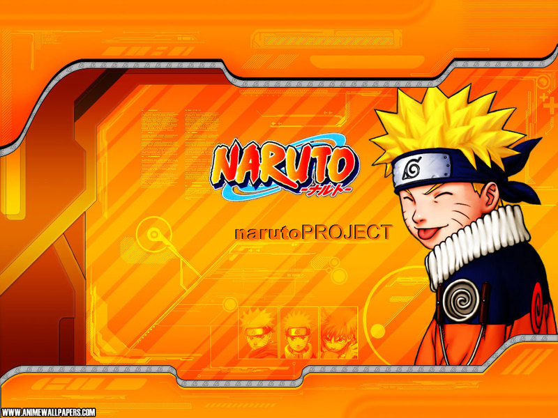 Naruto Anime Wallpaper # 26