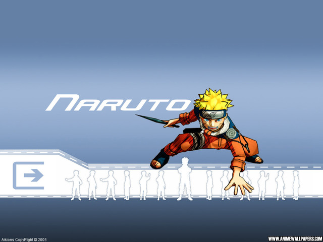 Naruto Anime Wallpaper #29