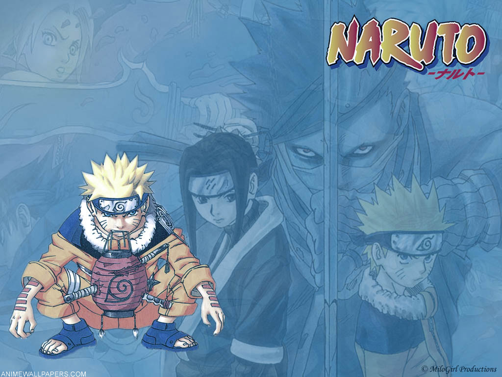 Naruto Anime Wallpaper # 43