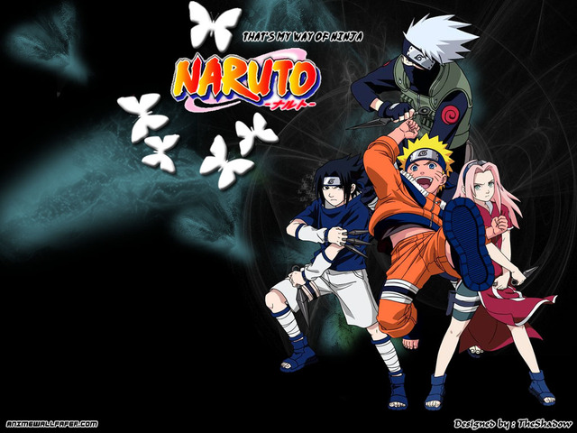 Naruto Anime Wallpaper #70
