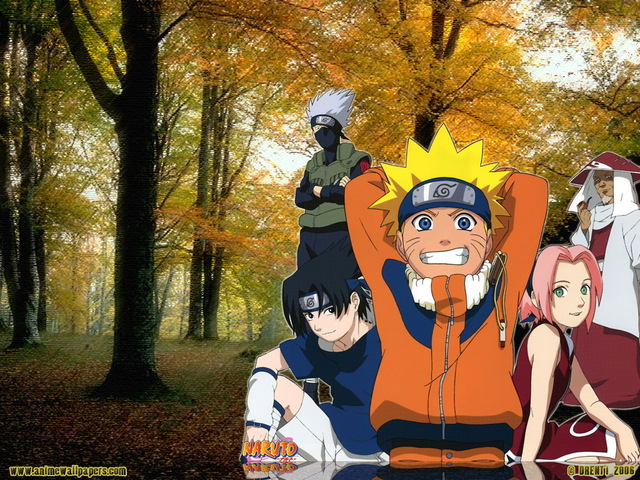 Naruto Anime Wallpaper #9