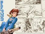 Nausica Anime Wallpaper # 1