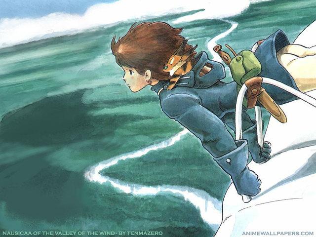 Nausica Anime Wallpaper #3