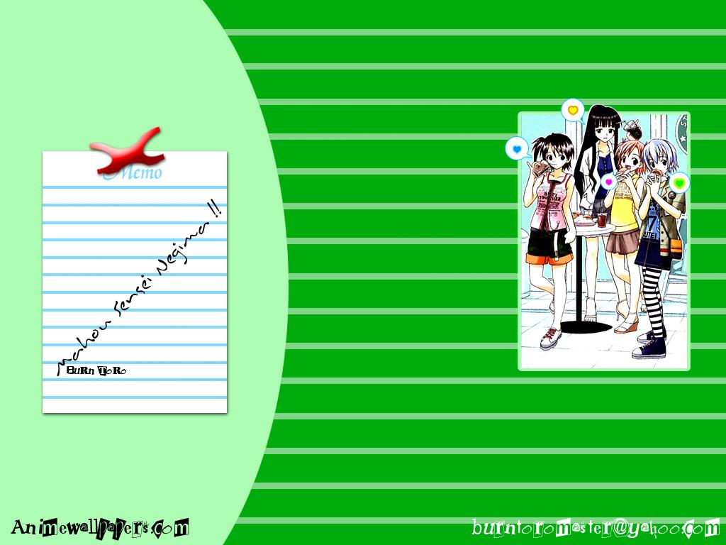 Negima Anime Wallpaper # 12