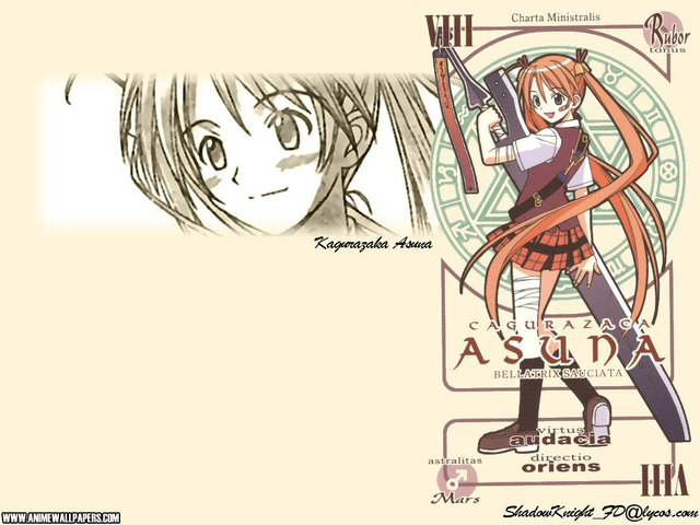 Negima Anime Wallpaper #15