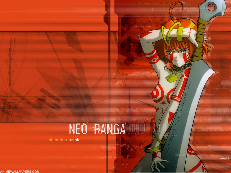 Neo Ranga Anime Wallpaper # 6