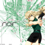 Noir Anime Wallpaper # 13